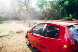 Fiat Punto II 1.2 16V HLX hátsó ablak
