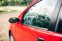 Fiat Punto II 1.2 16V HLX bal első visszapillantó tükör