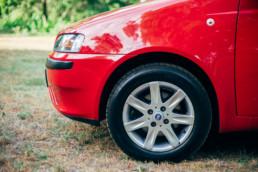 Fiat Punto II 1.2 16V HLX bal első kerék