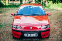 Fiat Punto II 1.2 16V HLX első lökhárító