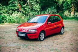 Fiat Punto II 1.2 16V HLX alufelni