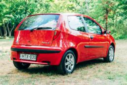 Fiat Punto II 1.2 16V HLX hátsó lámpák