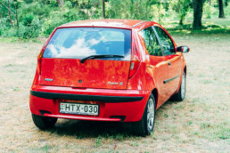 Fiat Punto II 1.2 16V HLX hátsó ablaktörlő